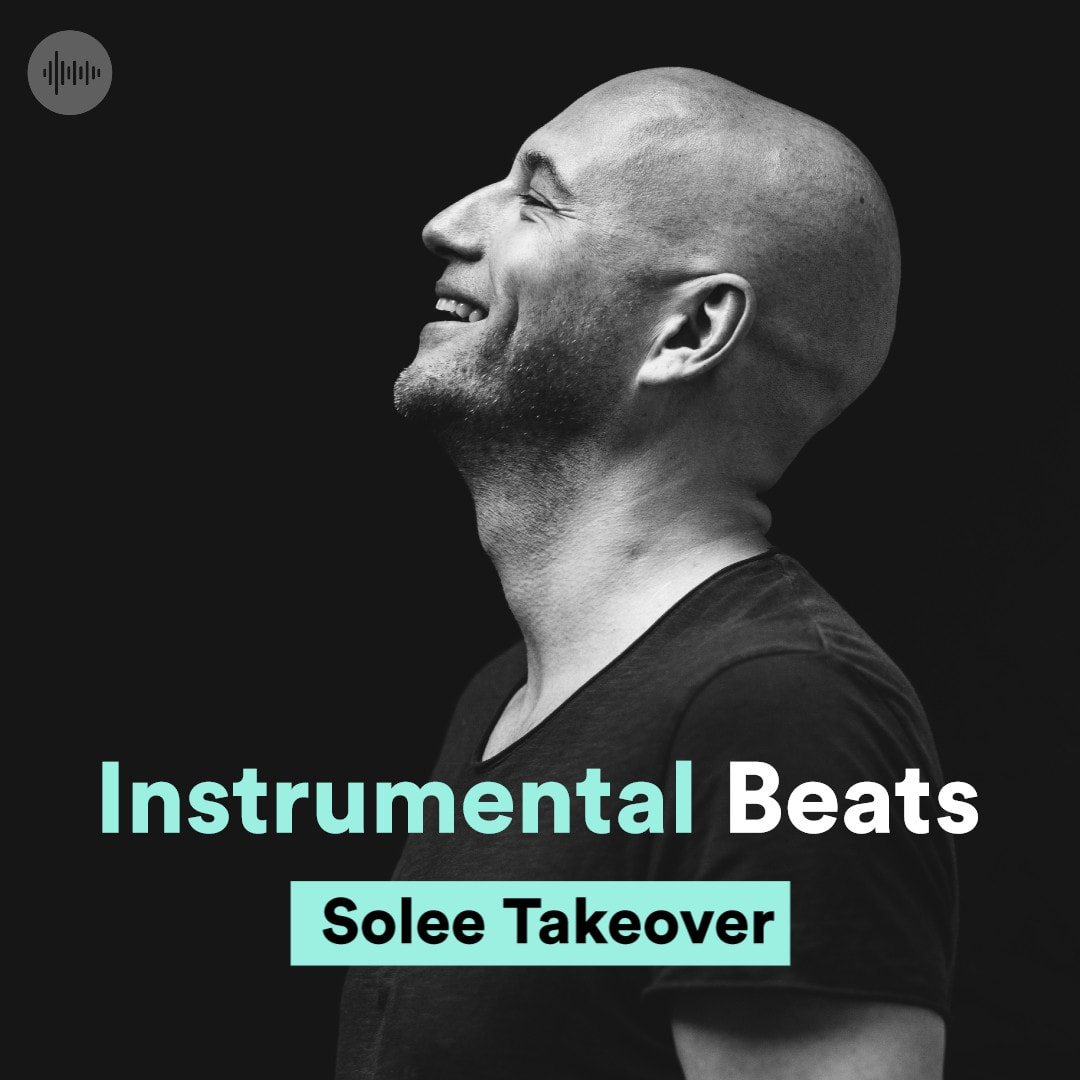 Instrumental Beats' Playlist Takeover by Solee - Klangspot