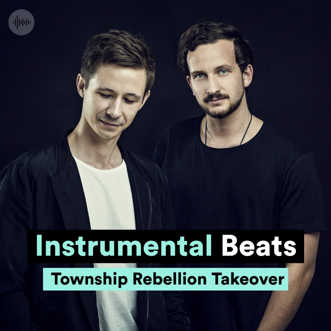 'Instrumental Beats' Playlist Takeover by Township Rebellion