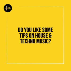 House & Techno Social Media Curation