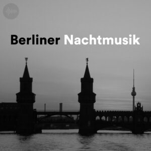 Best New German House and Techno Spotify Playlist