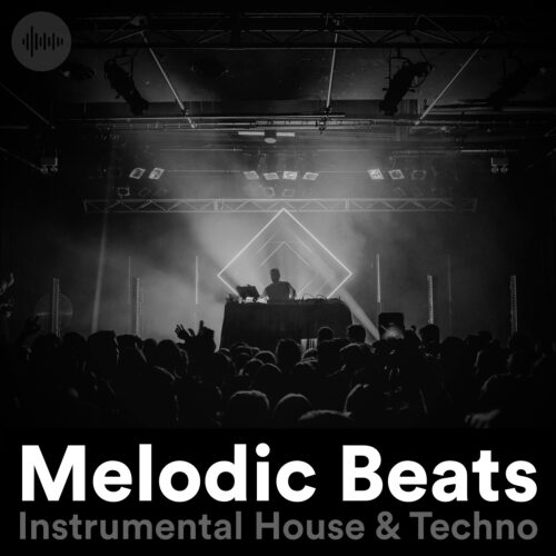 Melodic Beats 🎧 Instrumental House & Techno Spotify Playlist